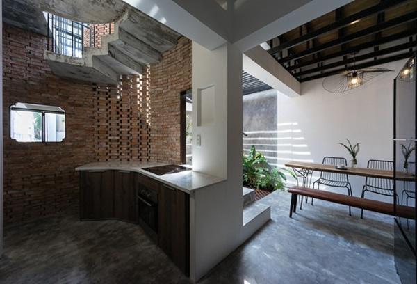 Ngôi nhà cấp 4 cải tạo đẹp như resort giữa Sài Gòn xuất hiện trên báo Mỹ - Ảnh 12.
