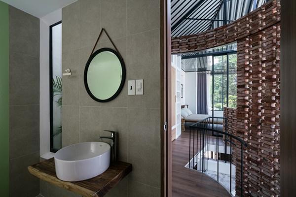 Ngôi nhà cấp 4 cải tạo đẹp như resort giữa Sài Gòn xuất hiện trên báo Mỹ - Ảnh 15.