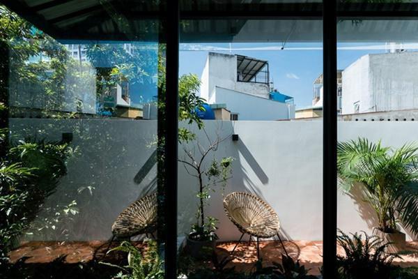 Ngôi nhà cấp 4 cải tạo đẹp như resort giữa Sài Gòn xuất hiện trên báo Mỹ - Ảnh 18.