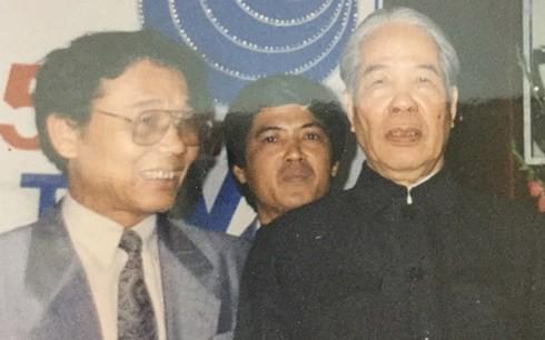 Chủ tịch HĐBT Đỗ Mười và cuộc họp báo quốc tế ngay khi trúng cử - Ảnh 1.