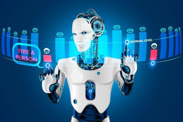 Dự đoán tương lai: Robot sẽ định đoạt bạn là người ở lại hay phải ra về trong cuộc phỏng vấn  - Ảnh 2.