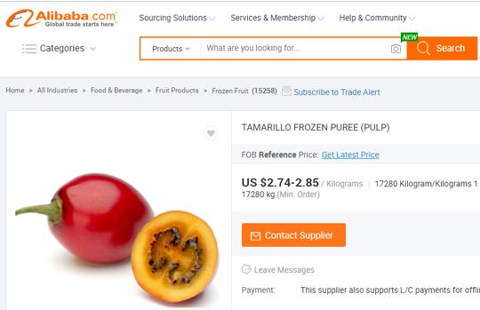 Thực hư về loại cà chua có giá cả triệu đồng/kg? - Ảnh 3.