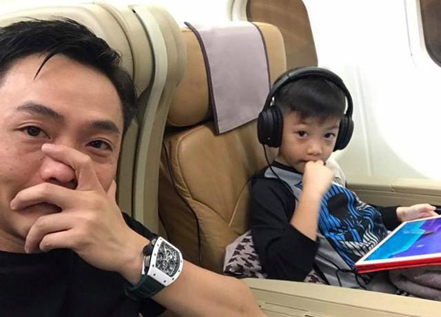 """""""Rich kid"""" chính hiệu của Vbiz : Sống trong biệt thự triệu đô, được tặng xe hơi mừng sinh nhật - Ảnh 12."""