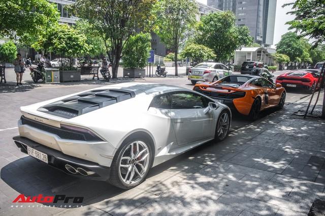 Đại gia khắp Sài Gòn hội tụ dân chơi Bình Phước khoe cả dàn siêu xe hàng độc - Ảnh 25.