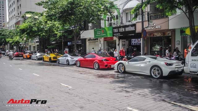 Đại gia khắp Sài Gòn hội tụ dân chơi Bình Phước khoe cả dàn siêu xe hàng độc - Ảnh 32.