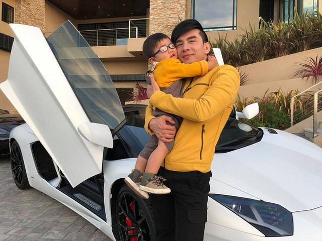 """""""Rich kid"""" chính hiệu của Vbiz : Sống trong biệt thự triệu đô, được tặng xe hơi mừng sinh nhật - Ảnh 5."""