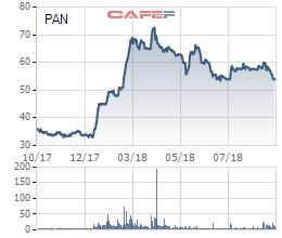 PAN Group dự kiến phát hành cổ phiếu thưởng tỷ lệ 25% - Ảnh 1.