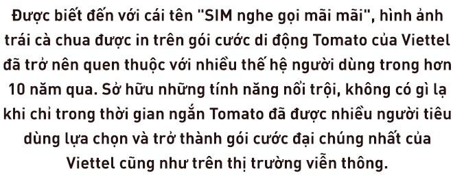 """""""Trái cà chua"""" mang theo nhiều kỳ vọng của Tập đoàn Viễn thông hàng đầu Việt Nam - Ảnh 1."""