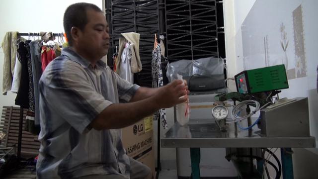 Triệt xóa cơ sở sản xuất bột ngọt A-One giả - Ảnh 1.