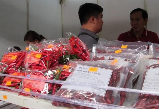 Nhiều nước cũng bị Malaysia ngừng nhập khẩu ớt - Ảnh 1.