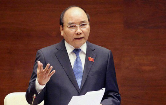 Thủ tướng Nguyễn Xuân Phúc chốt phiên trả lời chất vấn - Ảnh 1.