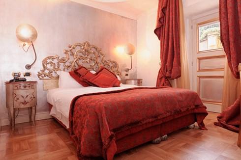 Những tông màu giúp phòng cưới của bạn thêm lãng mạn - Ảnh 12.