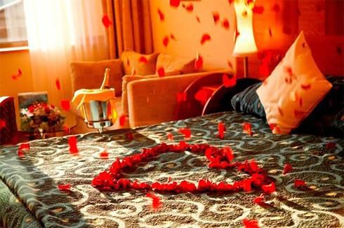 Những tông màu giúp phòng cưới của bạn thêm lãng mạn - Ảnh 13.