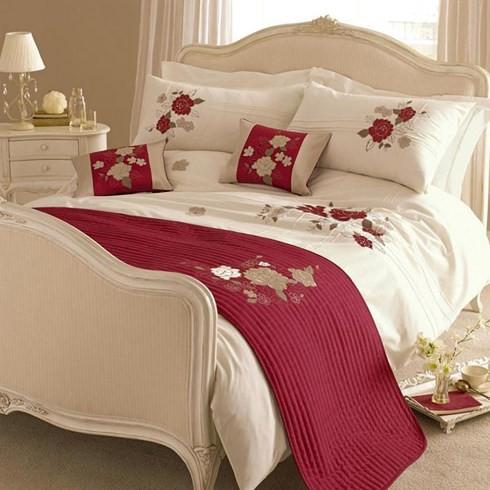 Những tông màu giúp phòng cưới của bạn thêm lãng mạn - Ảnh 4.