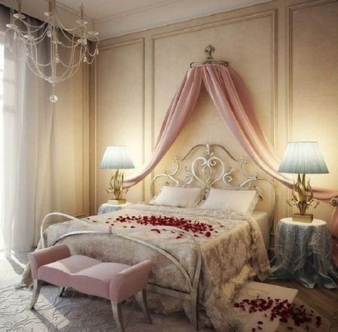 Những tông màu giúp phòng cưới của bạn thêm lãng mạn - Ảnh 6.
