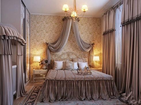 Những tông màu giúp phòng cưới của bạn thêm lãng mạn - Ảnh 8.