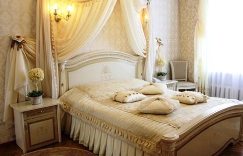 Những tông màu giúp phòng cưới của bạn thêm lãng mạn - Ảnh 9.