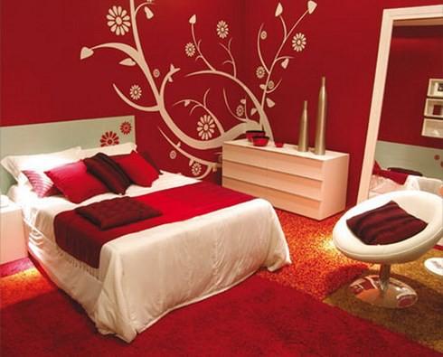 Những tông màu giúp phòng cưới của bạn thêm lãng mạn - Ảnh 10.