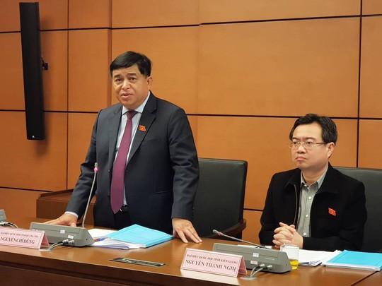 Lần đầu Bộ trưởng KH-ĐT và Tài chính nói về Grab - Ảnh 1.