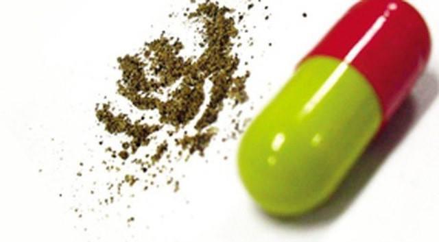 Bắt giữ 120 nghìn viên thuốc con nhộng không rõ nguồn gốc - Ảnh 1.