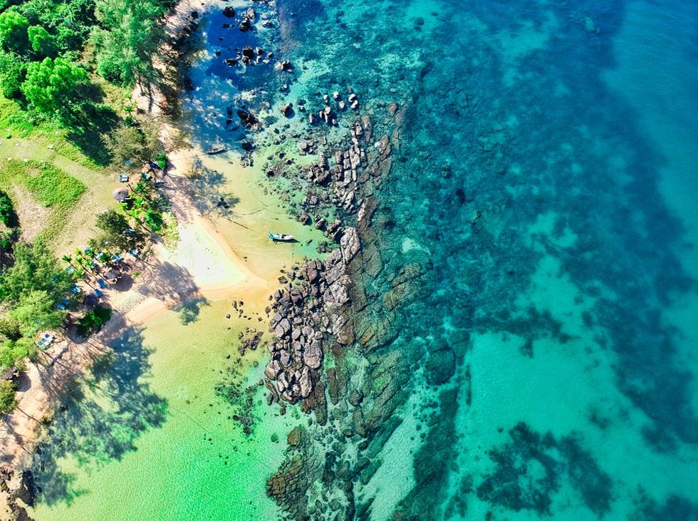 Bãi Ông Lang - Maldives của Phú Quốc - Ảnh 3.