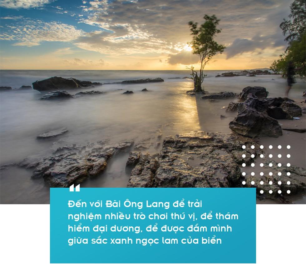 Bãi Ông Lang - Maldives của Phú Quốc - Ảnh 4.