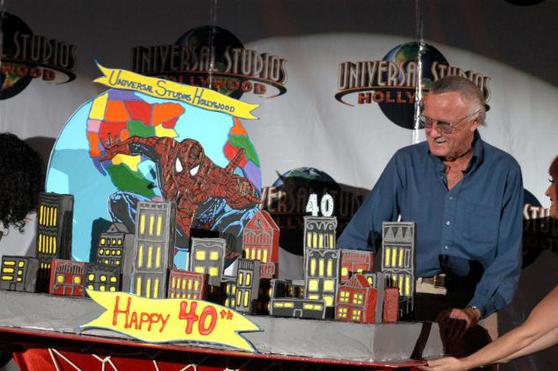 Những cột mốc đáng nhớ trong sự nghiệp của Stan Lee - người tạo ra những siêu anh hùng - Ảnh 8.