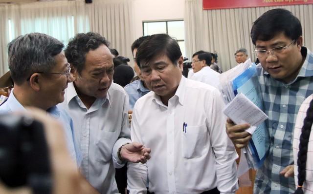 Mời 30 lãnh đạo UBND TP HCM các thời kỳ họp bàn giải quyết vấn đề ở Thủ Thiêm - Ảnh 2.