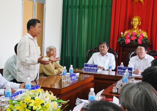 Chủ tịch tỉnh Phú Yên nói gì về ý kiến không tiếp dân? - Ảnh 1.