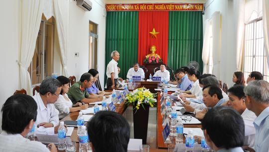 Chủ tịch tỉnh Phú Yên nói gì về ý kiến không tiếp dân? - Ảnh 2.