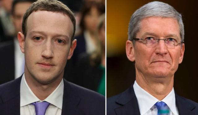 Mark Zuckerberg cấm các giám đốc cấp cao của Facebook sử dụng iPhone, nguyên nhân là do Tim Cook - Ảnh 1.