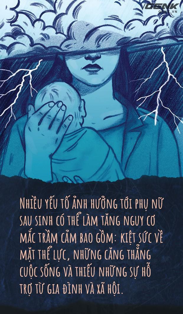 Đọc nhật ký một bà mẹ trầm cảm sau sinh: Giữa tình yêu vô biên là nỗi buồn sâu thẳm nhất - Ảnh 1.