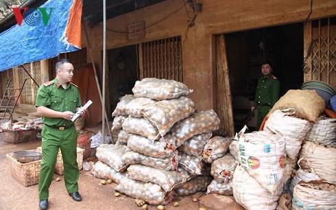 """Nông sản nhập khẩu """"đội lốt"""" hàng Việt: Cần xử lý mạnh tay - Ảnh 1."""