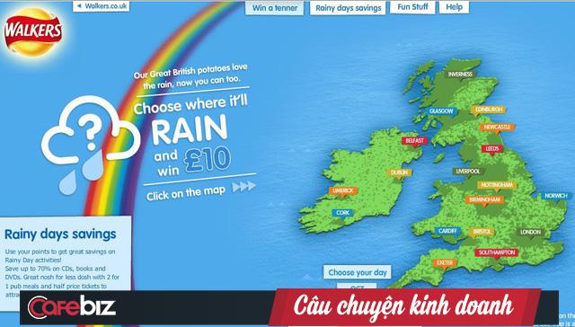 """Chương trình đố vui trúng thưởng """"ngu ngơ"""" nhất thế kỷ: Dự đoán mưa ở đất nước nổi tiếng """"mưa quanh năm"""", đến con nít cũng đoán trúng! - Ảnh 2."""