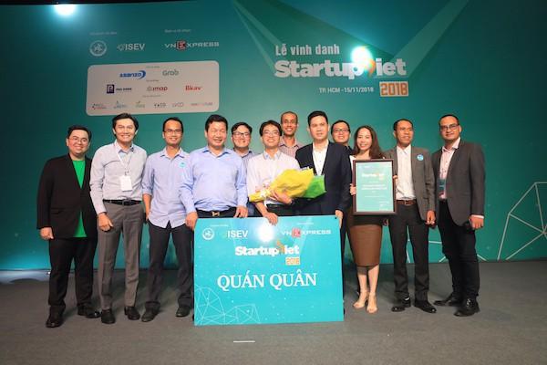 Dùng big data và AI ra quyết định đặt giá, nhập hàng hộ người bán, Startup giải pháp tư vấn kinh doanh tự động trên TMĐT giành giải quán quân Startup Việt 2018 - Ảnh 3.