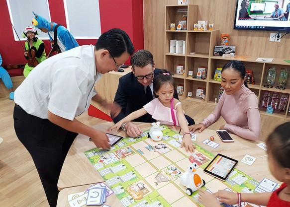 Những phương pháp giáo dục của công dân toàn cầu đã đến Việt Nam - Ảnh 4.