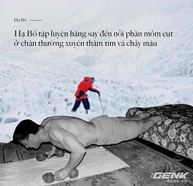 Bị ung thư và mất cả 2 chân, nhưng định mệnh nói người đàn ông 69 tuổi này phải chinh phục đỉnh Everest - Ảnh 3.