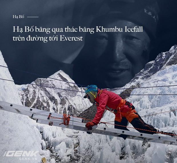 Bị ung thư và mất cả 2 chân, nhưng định mệnh nói người đàn ông 69 tuổi này phải chinh phục đỉnh Everest - Ảnh 6.