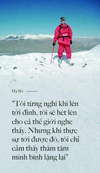 Bị ung thư và mất cả 2 chân, nhưng định mệnh nói người đàn ông 69 tuổi này phải chinh phục đỉnh Everest - Ảnh 7.