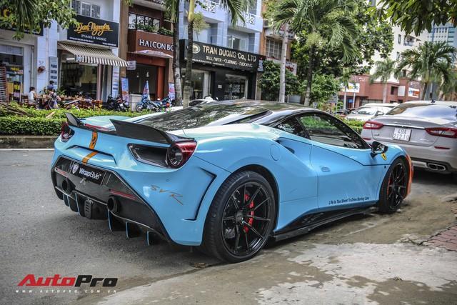 Dàn siêu xe Ferrari rủ nhau đi làm đẹp tại Sài Gòn - Ảnh 5.