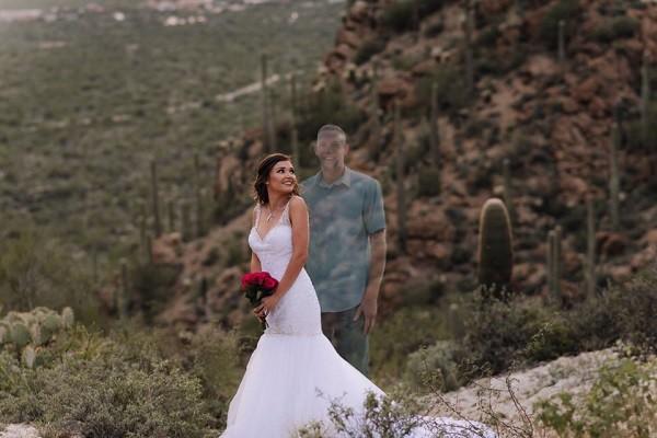 Đây mới là bộ ảnh cưới chạm đáy những trái tim yêu: Hãy giữ chặt lấy nhau khi còn có thể! - Ảnh 6.
