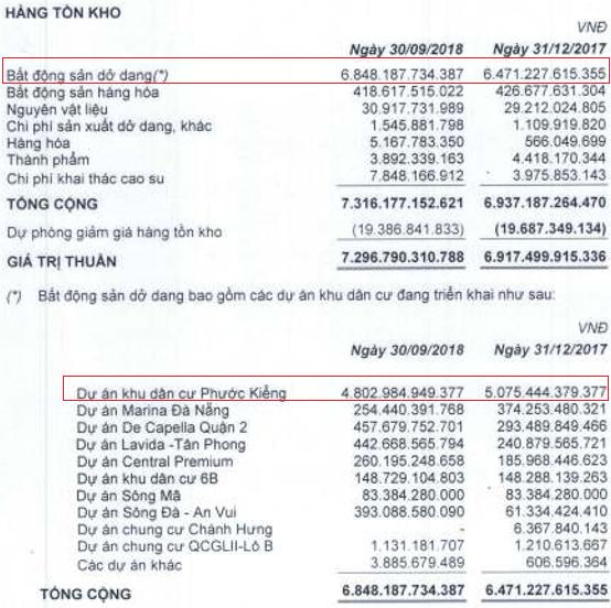 Quốc Cường Gia Lai kinh doanh khó khăn, đang mượn cả nghìn tỷ đồng từ gia đình bà Nguyễn Thị Như Loan - Ảnh 4.