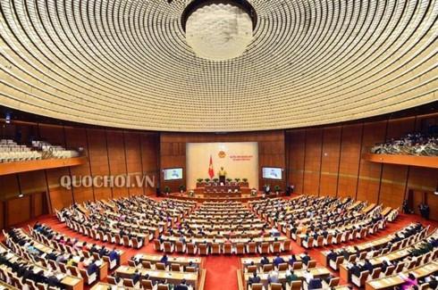 Quốc hội đã quyết định nhiều nội dung quan trọng về kinh tế - Ảnh 1.
