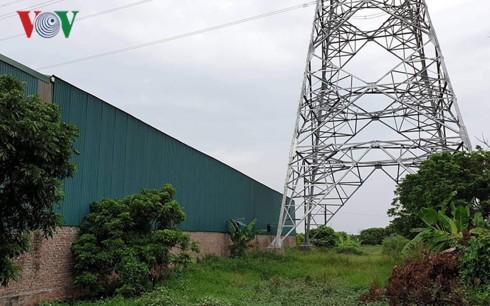 Tràn lan vi phạm sử dụng đất nông nghiệp ở huyện Hoài Đức - Ảnh 2.
