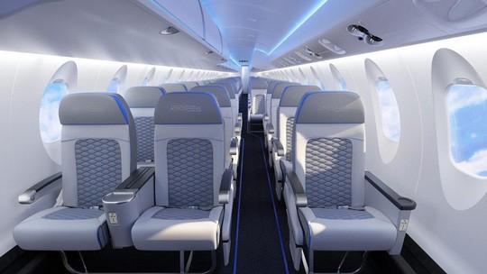 Bay thử nghiệm máy bay CRJ900 Bombardier tại Nội Bài - Ảnh 4.