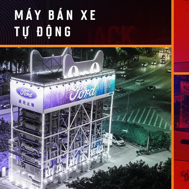 Muốn biết cửa hàng trong tương lai sẽ như thế nào? Cứ nhìn vào Trung Quốc đây, chẳng cần đi đâu xa - Ảnh 9.