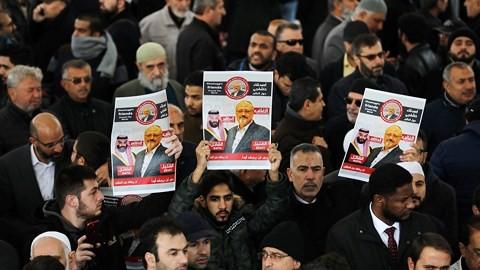 Hé lộ những lời nói sởn gai ốc của kẻ thủ ác khi giết nhà báo Khashoggi - Ảnh 1.