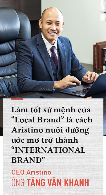 """Aristino với tham vọng """"phá kén"""" từ Local Brand thành International Brand - Ảnh 9."""