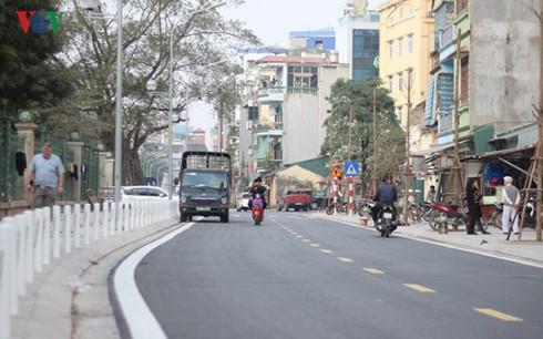 Hà Nội đặt tên phố cho 42 tuyến đường phố mới  - Ảnh 1.
