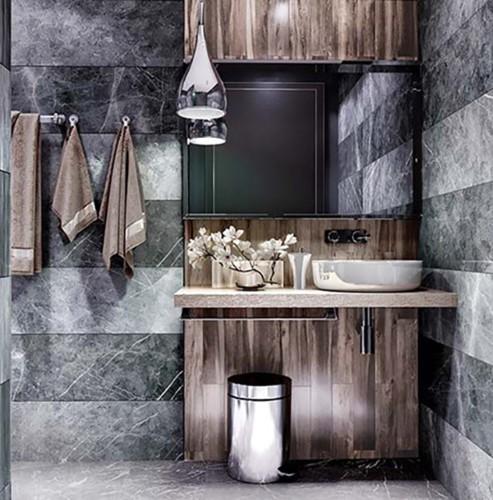Những mẫu kiến trúc phòng tắm cuốn hút mọi ánh nhìn - Ảnh 14.